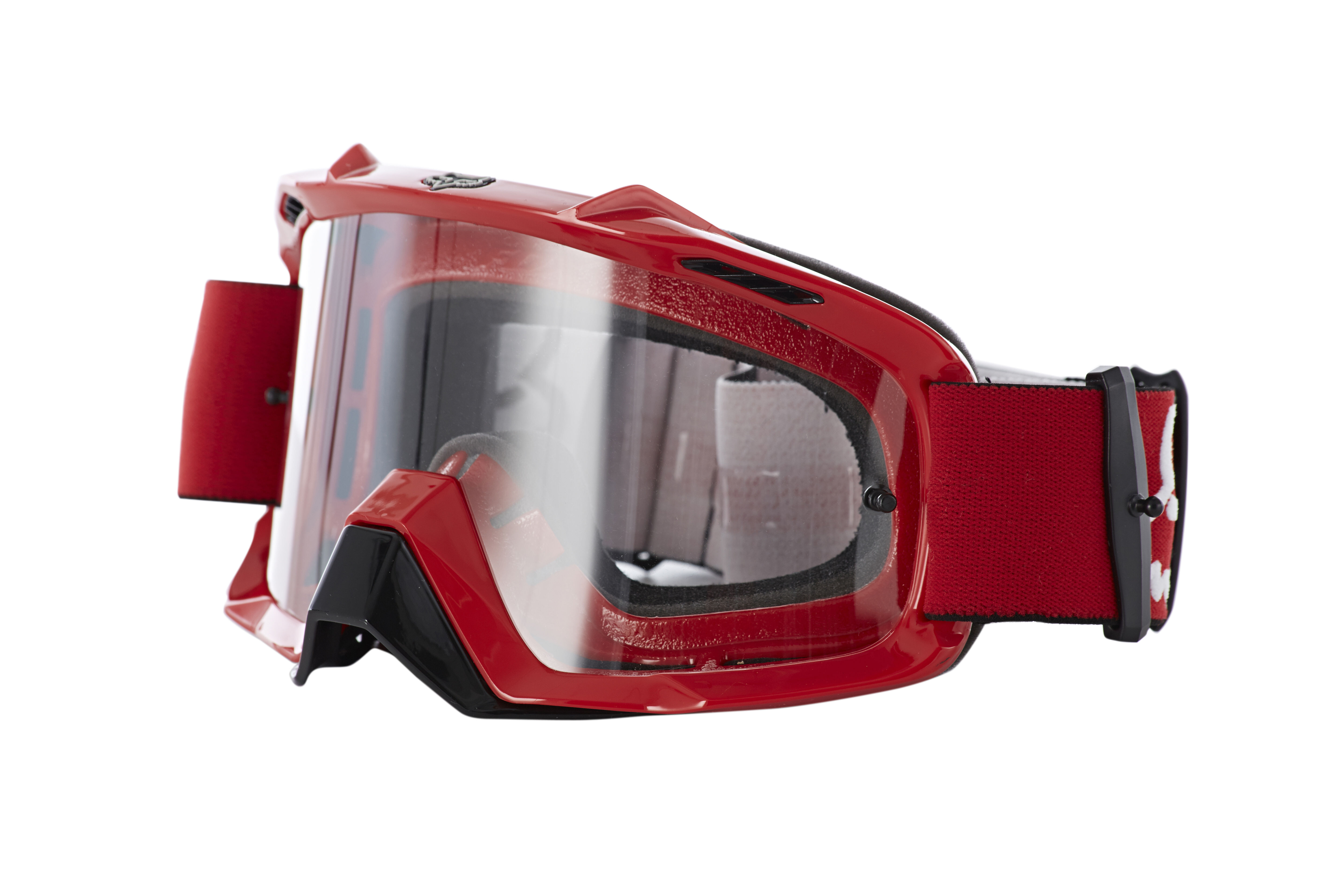 how to clean fox goggles